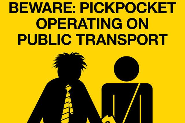 Pickpoket ad: Ken Livingstone campaign attacks Boris Johnson over travel fare rises