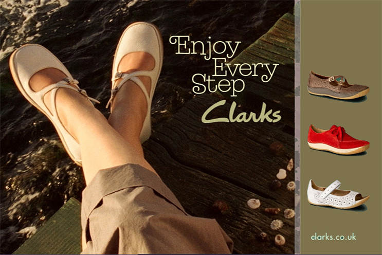 Clarks: BBH will create a global digital and print campaign
