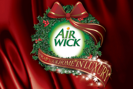 Air Wick: focus of Reckitt Benckiser's Christmas ad campaign