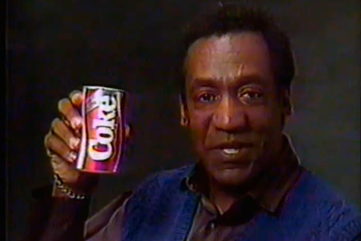 No 53: Bill Cosby's New Coke commercials