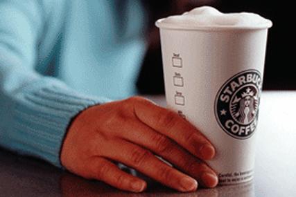 Starbucks: launches digital network