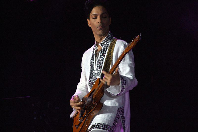 Prince: wants specific Vine videos taken down