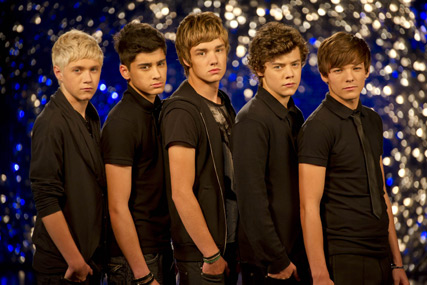 One Direction: ' X Factor' finalists