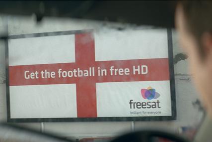Freesat: appoints VCCP
