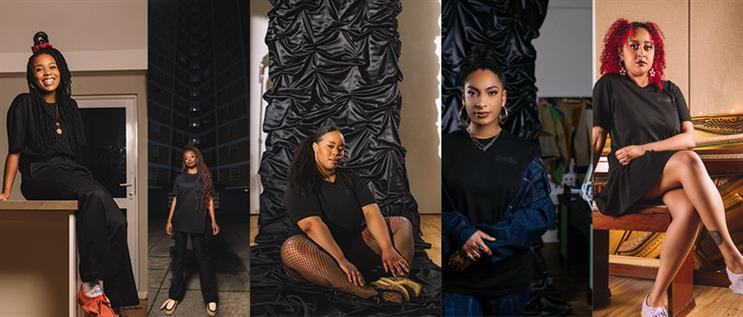 Clarks Originals: campaign features black British women in front of and behind the camera