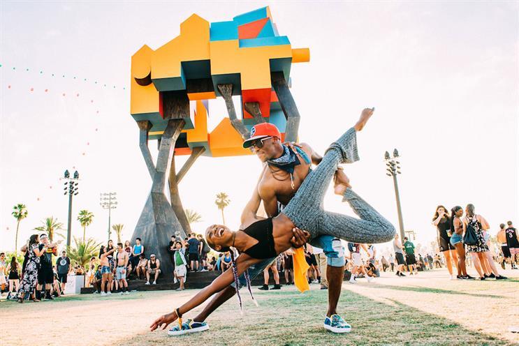 Coachella: festival postponed until October (picture credit: Coachella)