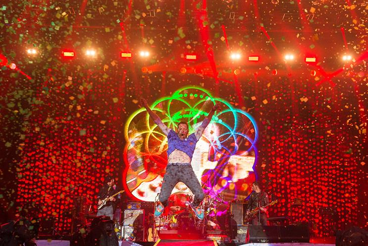 Glastonbury: Coldplay will perform in streamed show