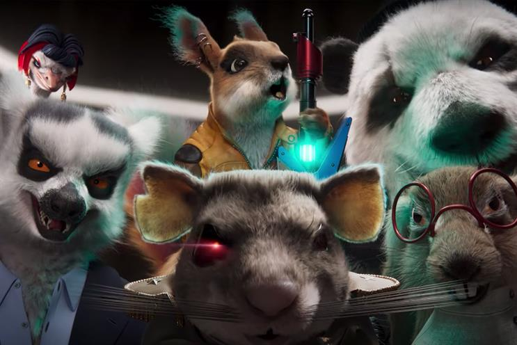 Comparethemarket.com: meerkat Aleksandr Orlov joined by six furry villains