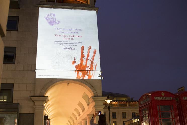 Honour killing campaign