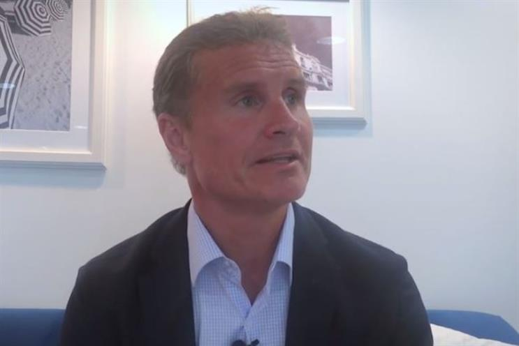David Coulthard draws parallels between data use in Formula 1 and marketing