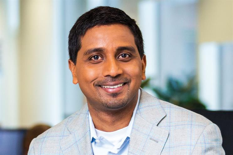 Nigel Vaz is president of the IPA, and CEO of Publicis Sapient