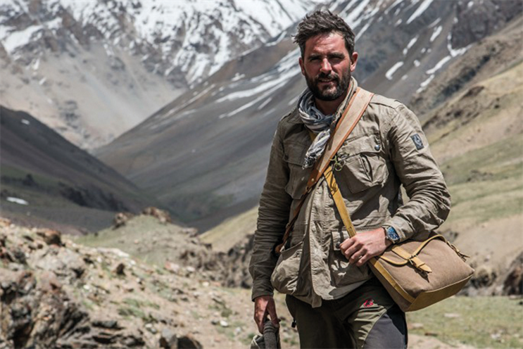 Walking The Himalayas: C4 show co-financed by Group M
