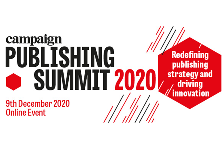 Campaign Publishing Summit - 9 December 2020