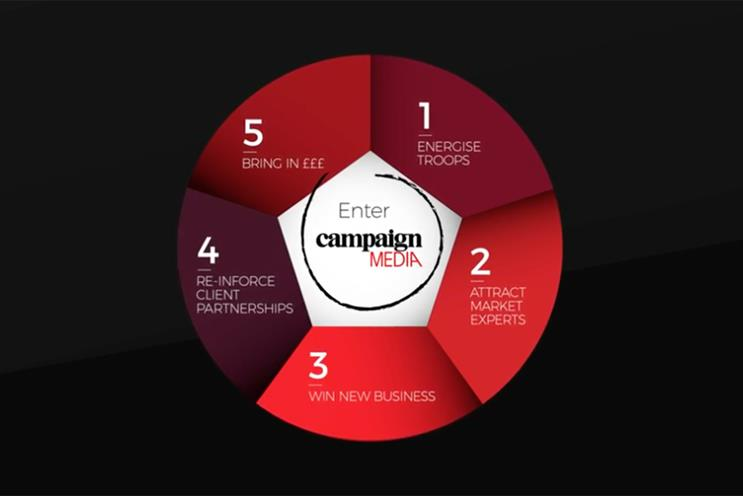 Entry deadline looms for Campaign Media Awards on 22 January