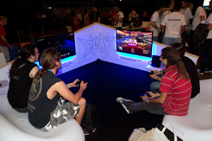 """Campus Party, """"Glastonbury for geeks"""", says Sledge CEO Nic Cooper"""