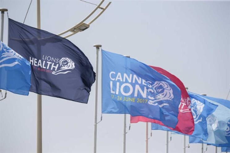 Cannes Lions: taking place during 22-26 June