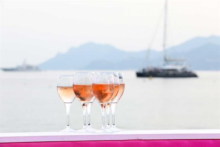 Cannes: there will still be rosé… probably (Getty Images)