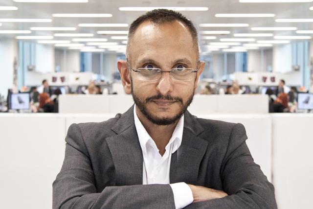 Sanjay Nazerali, global chief strategy officer at Carat
