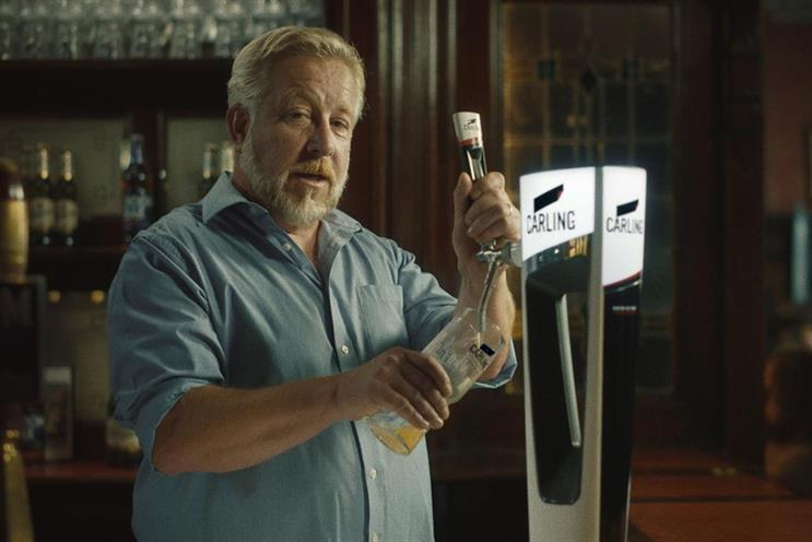 Havas: clients in the UK include Carling