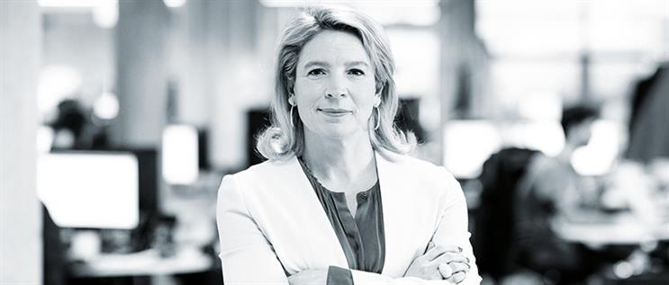 IPG's Caroline Foster Kenny: 'We're in the Goldilocks zone: not too big, not too small'