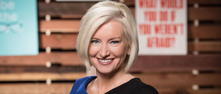 Carolyn Everson is the charmer behind Facebook's ad offensive