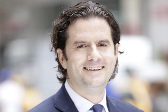 Carter Murray: chief executive of Draftfcb Worldwide