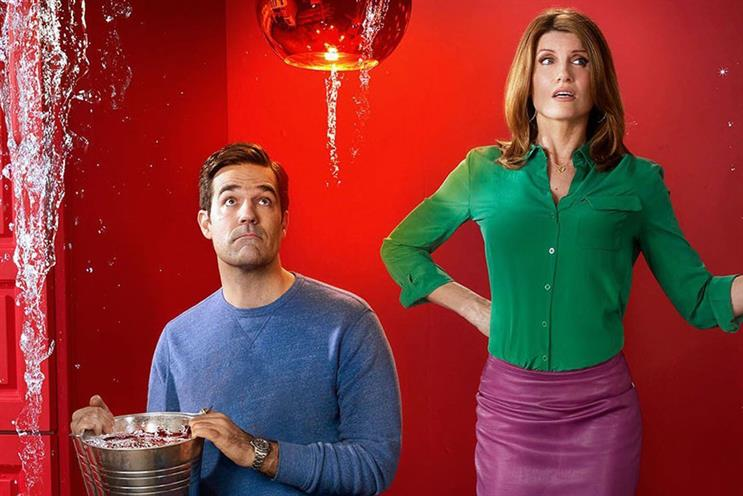Catastrophe, the Channel 4 comedy, won two prizes