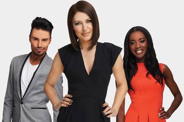 Celebrity Big Brother: hosts Rylan Clark, Emma Willis & AJ Odudu