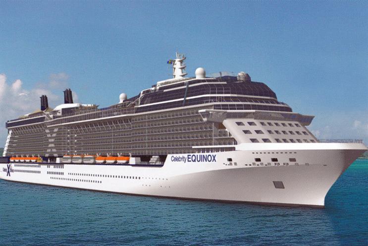 Celebrity Cruises: Goodstuff handles media planning and buying