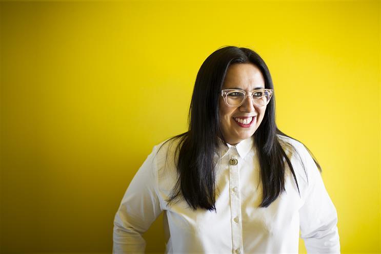 Chaka Sobhani: co-chair of Campaign Big Awards