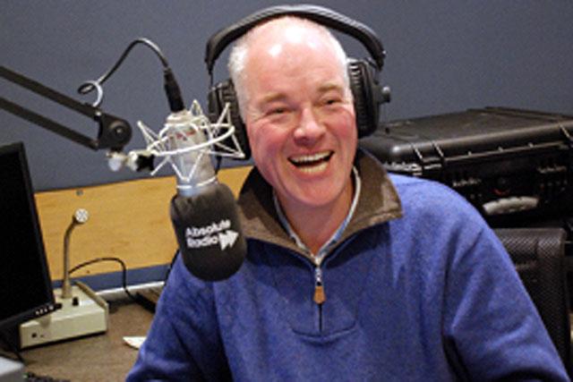 8e212666c6 Jon Champion  to spearhead Absolute Radio s Barclays Premier League coverage