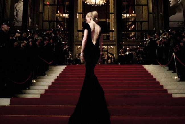 Chanel's previous ads have included the actress Nicole Kidman
