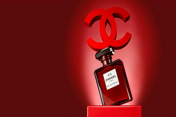 Chanel to stage all-red New York pop-up