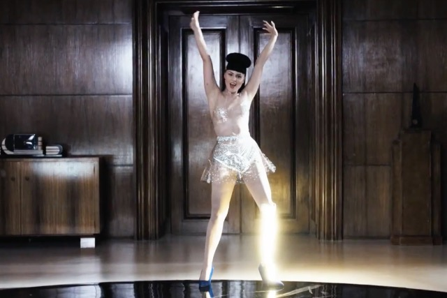Viktoria Modesta: the amputee singer stars in Channel 4 riposte to manufactured pop of 'The X Factor'