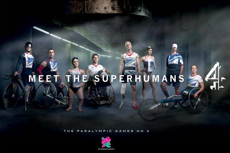 Channel 4: broadcast the Paralympics