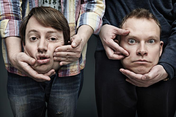 Channel 4's Peep Show