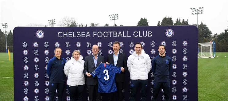 Chelsea: deal includes Women and Academy teams