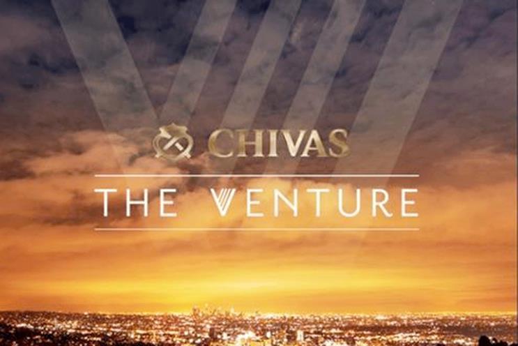 Pernod Ricard calls Chivas Regal ad review