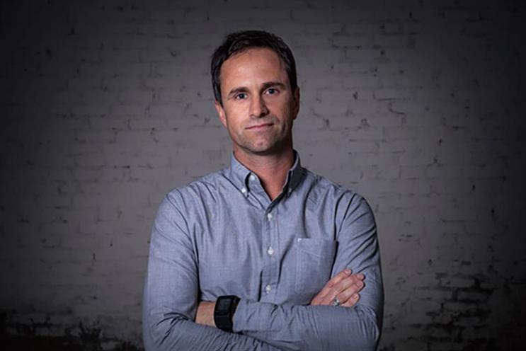 Chris Garbutt: his hire follows a reorganisation at TBWA in March