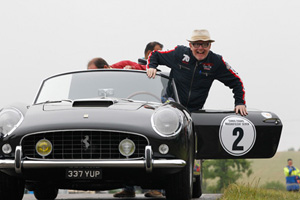 Chris Evans launches third year of Carfest events