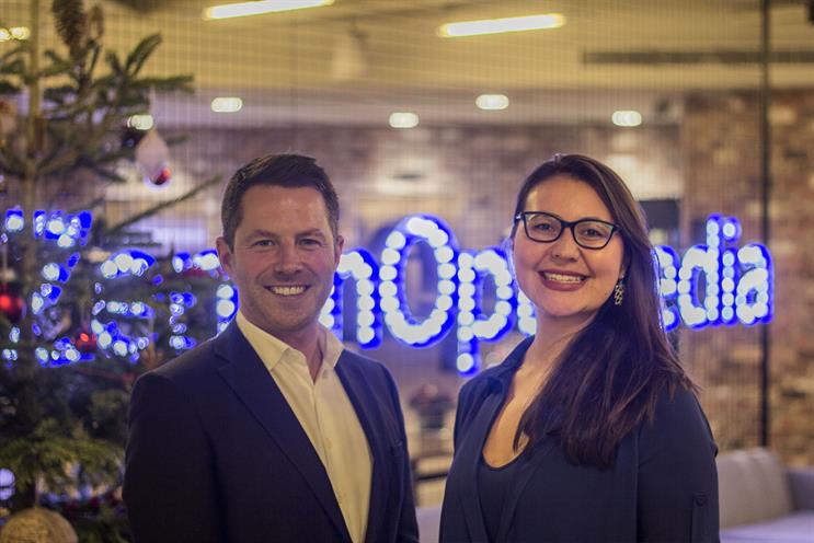 Christian Lee and Tamina Plum: the new managing partners for client solutions at ZenithOptimedia Worldwide