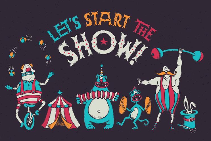 Advertising Week Europe: annual circus