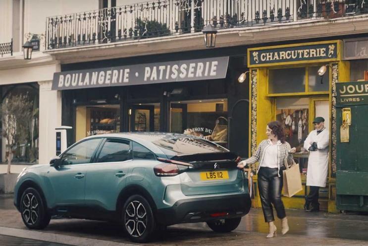 Citroën: parent Stellantis chose Publicis Groupe to lead global media