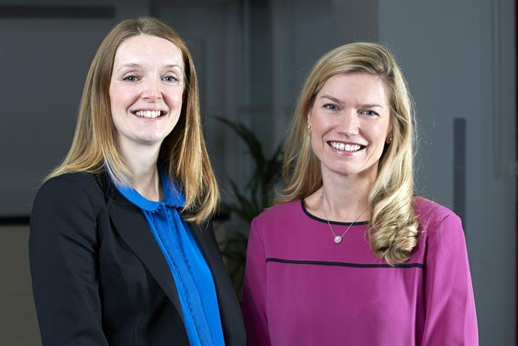 M&C Saatchi promotions: Clare Willetts and Camilla Kemp