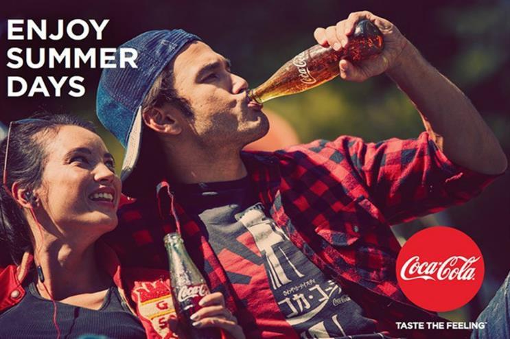 Coca-Cola South Pacific: summer campaign includes a retro truck tour