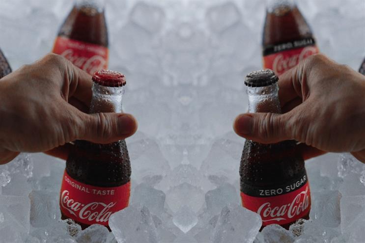 coca cola planning process