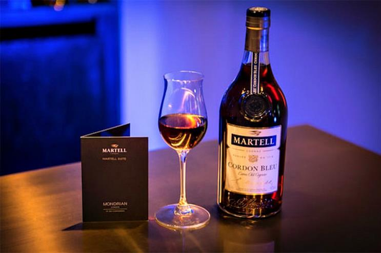Martell creates rooftop bar in Cognac