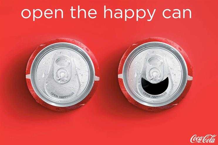 Coca-Cola: MediaCom began work on all of its brands in July