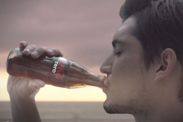 Coke Zero: rolls out brand revamp