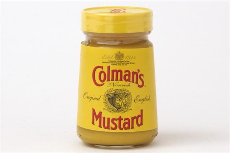 Colman's: mustard bite will be toned down for young palates